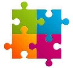 puzzle-vector
