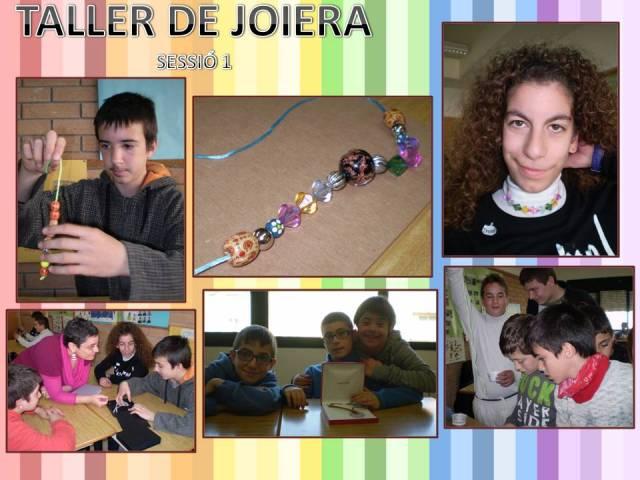 TALLER JOIERA