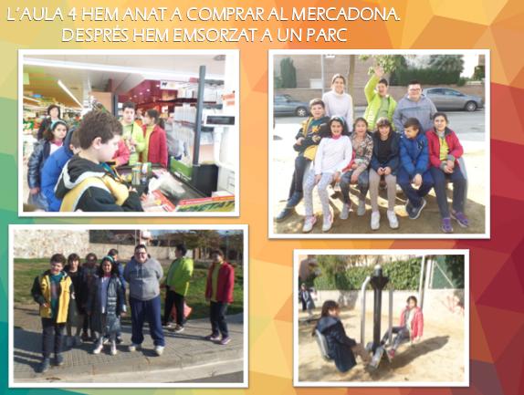 MERCADONA A4