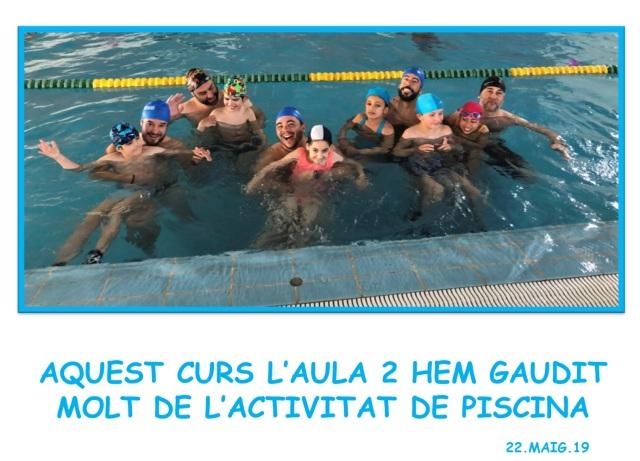 a2 piscina