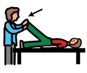 pictograma fisioteràpia